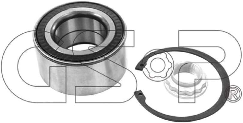 GSP Radlagersatz Vorderachse GK3574