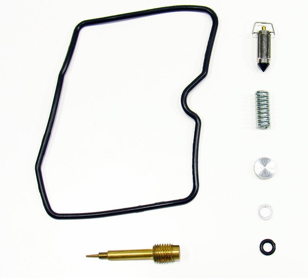 Outlaw Racing OR2728 Carburetor Carb Repair O-ring Rebuild Kit Kawasaki Ninja Vulcan KLX Suzuki Bandit Outlaw Racing Products