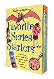 img - for Favorite Series Starters Boxed Set: A collection of first books from five favorite series for early chapter book readers (Magic Tree House (R)) book / textbook / text book