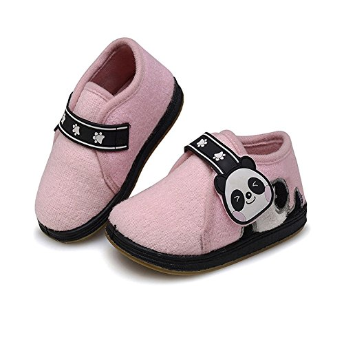 Secret Slippers Winter Soft Warm Cute Baby Boys Girls Boots Fleece Lined Warm Shoes by Secret Slippers (Image #4)