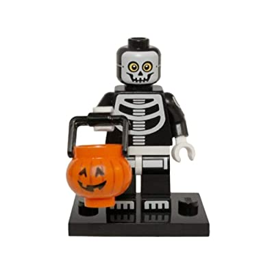 LEGO Series 14 Minifigure Skeleton Guy: Toys & Games