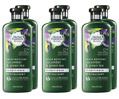 Herbal Essences Conditioner, Cucumber and Green Tea, 400 mL