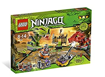 LEGO Ninjago Spinner Battle 418pieza(s) Juego de ...