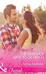 The Rancher Who Took Her In (Mills & Boon Cherish) (The Bachelors of Blackwater Lake - Book 4) (The Bachelors of Blackwater Lake Series 3)