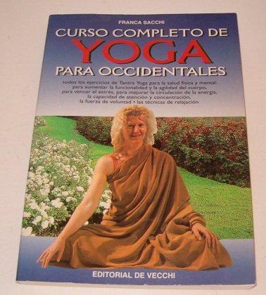 Curso de yoga para occidentales: Amazon.es: Franca Sacchi ...