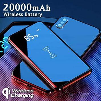 RONSHIN 20000mAh Cargador de batería portátil Power Bank de ...