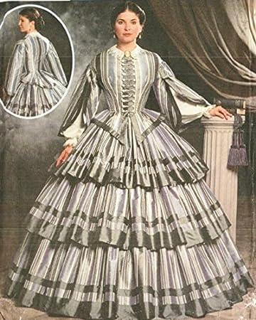 Civil War Dresses