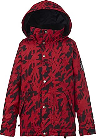 Amazon.com: Burton Fray Snowboard Jacket Kid's Sz M: Clothing