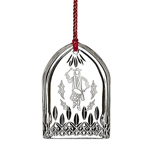Waterford Lismore Twelve Drummers Ornament -