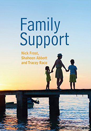 Book cover from Family Support: Prevention, Early Intervention and Early Help (Social Work in Theory and Practice) by Nick Frost