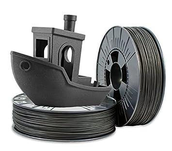 De fibra de carbono de 1,75 mm 3d impresora filamento technologyoutlet marca