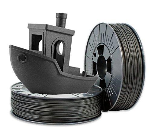 5 opinioni per Filamento in fibra di carbonio 1,75 mm per stampante 3D della marca