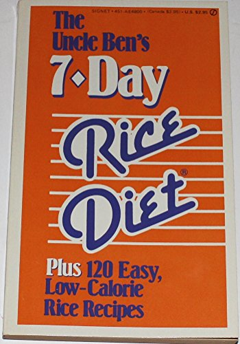 the-uncle-bens-7-day-rice-diet-plus-120-easy-low-calorie-rice-recipes