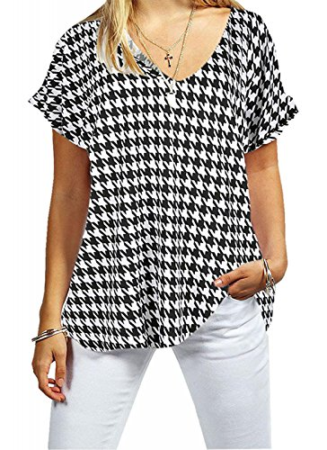 Dogtooth Donna T Fashion 1st shirt UWz0AxqFnx