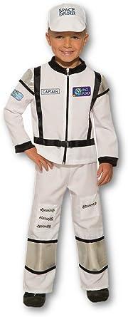 Forum Novelties disfraz de astronauta explorador para niños ...