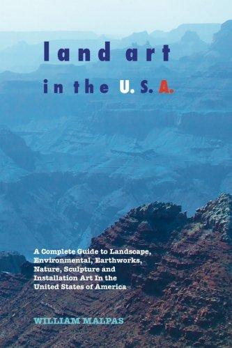 Land Art In The U.S.A. (Sculptors)