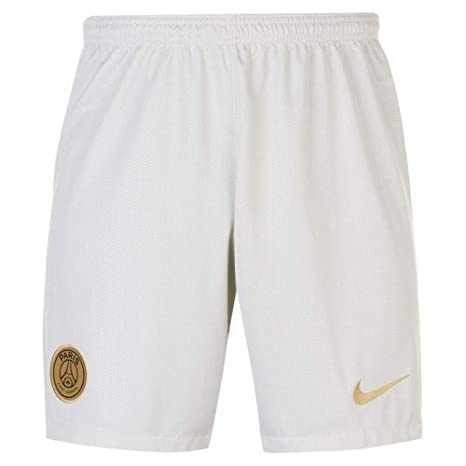 Amazon.com   Nike 2018-2019 PSG Away Shorts (Grey)   Sports   Outdoors 3e15413a5b0a