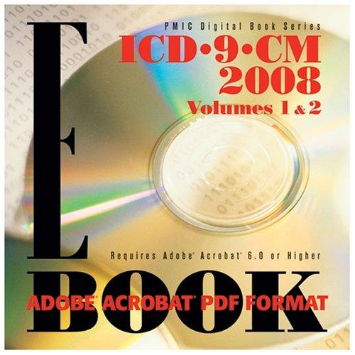 ICD-9-CM 2008 E Book: Adobe Acrobat PDF Format: 1-2
