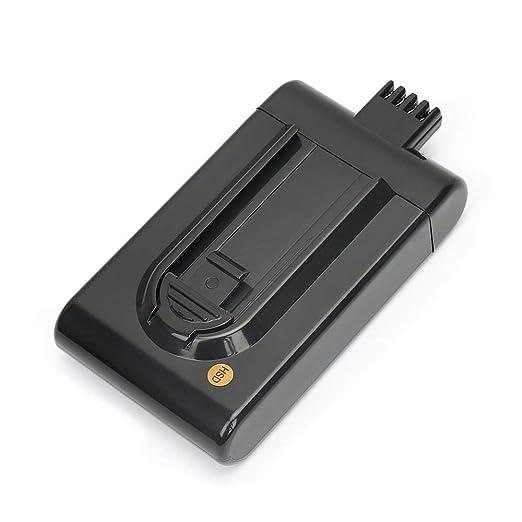 POWERGIANT 21.6V 1.5Ah Li-ion Batería para Dyson DC16 Root 6, DC16 Animal, DC16 Issey Miyake Exclusive, 912433-01, 912433-03, 912433-04, BP01: Amazon.es: ...