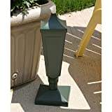 Starlite Garden and Patio Torche Classic Jade Classic Tabletop, Green Review