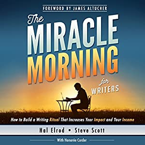 The Miracle Morning for Writers | Livre audio