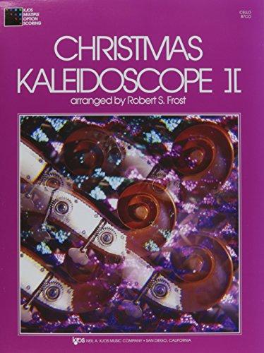 Christmas Kaleidoscope Book (87CO - Christmas Kaleidoscope II -)
