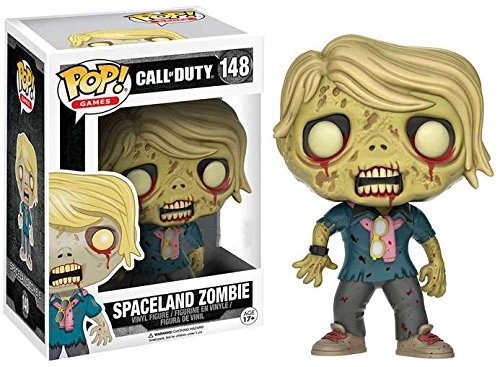 Call of Duty Spaceland Zombie FunKo Pop! Exclusive #148