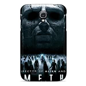 Galaxy S4 Case Bumper Tpu Skin Cover For Prometheus Movie Accessories