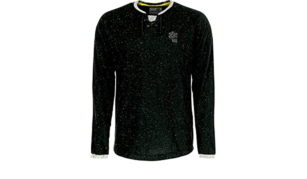 Amazon.com: No Excess - CAMISETA NO EXCESS MANGA LARGA - Black, L: Clothing