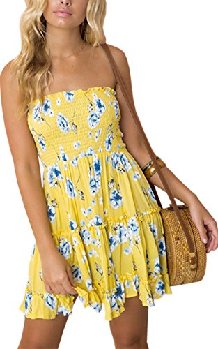Top 10 strapless dress for women