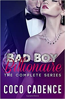 Book Bad Boy Billionaire: The Complete Series