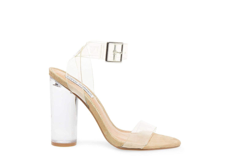 09fe08f12e8 Steve Madden Women's Clearer Dress Sandal
