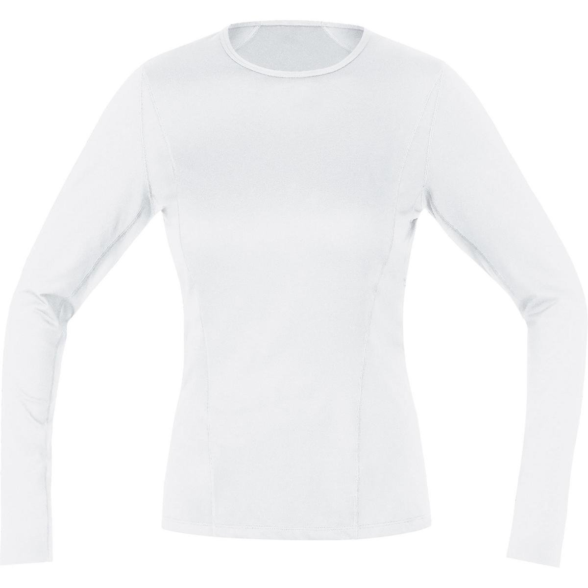 GORE BIKE WEAR Women's Thermal Undershirt, Long Sleeved, Stretchy, GORE Selected Fabrics, BASE LAYER LADY Thermo Shirt long UTSLLA-P