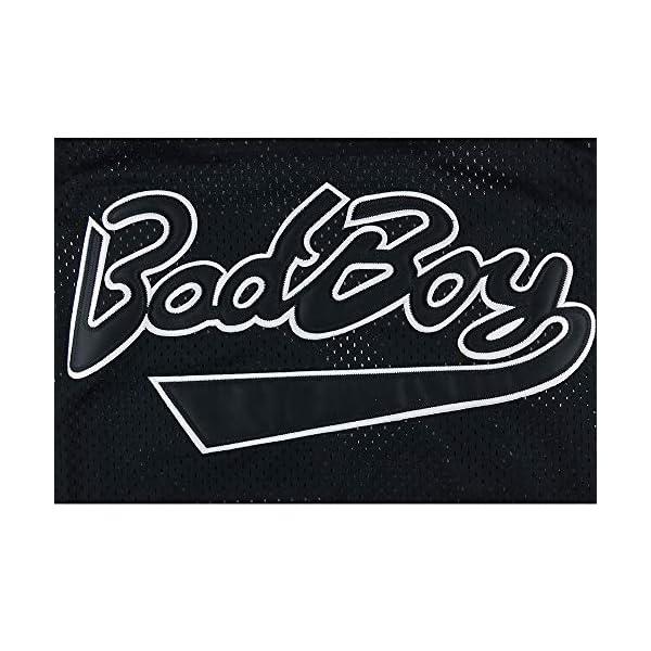 Micjersey BadBoy #72 Smalls Basketball Jersey, 90S Hip Hop Clothing Party S-XXXL 4