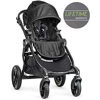 Amazon Com Baby Jogger City Select Stroller In Black