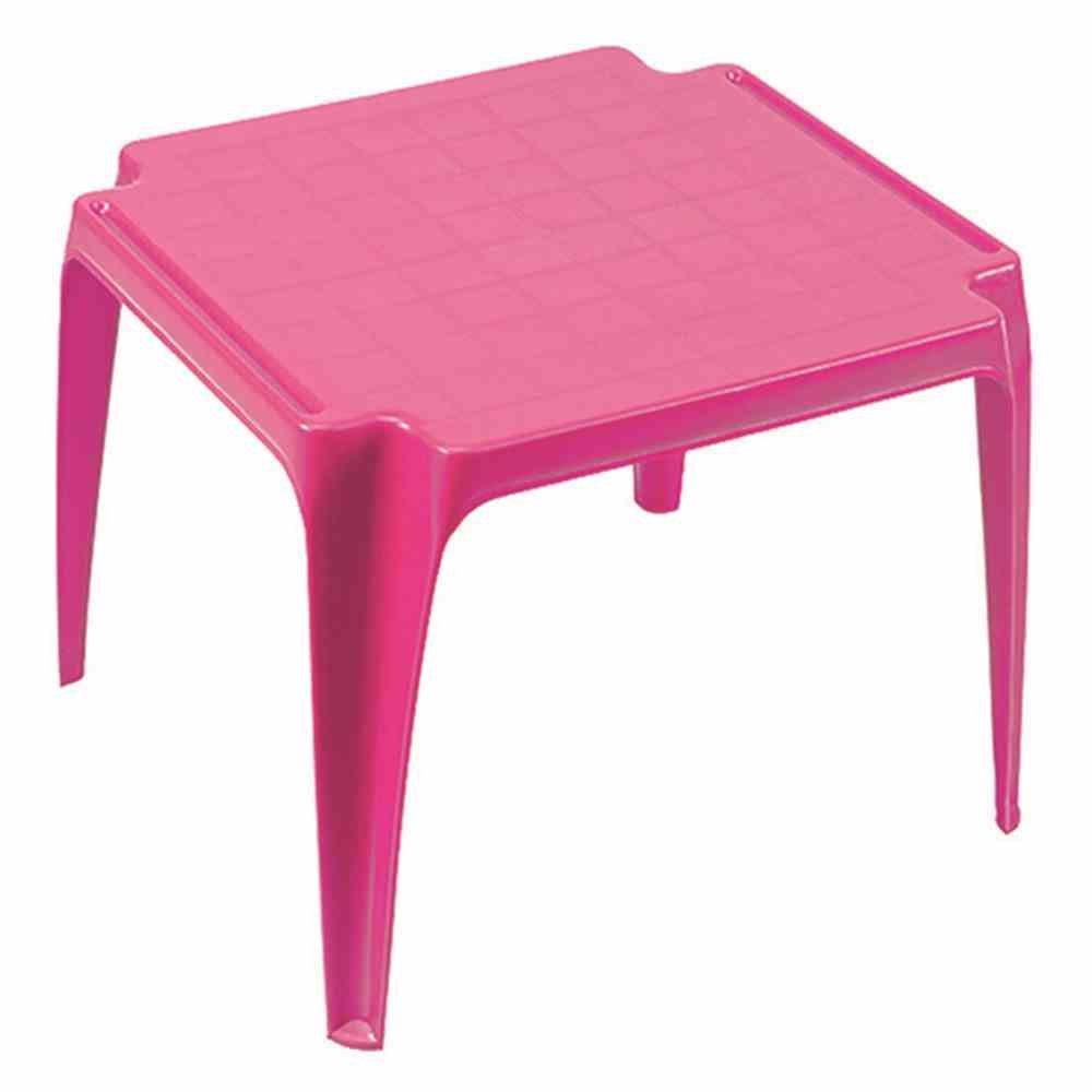 Progarden Kindertisch, rosa