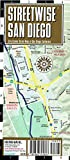 Streetwise San Diego Map - Laminated City Center