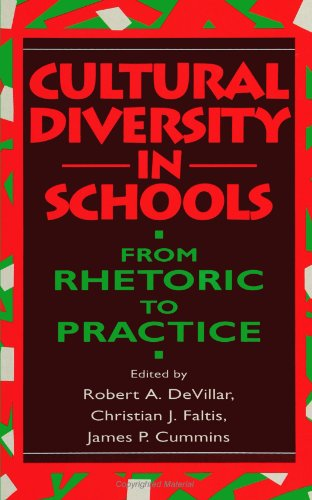 Cultural Diversity in Schools: From Rhetoric to Practice