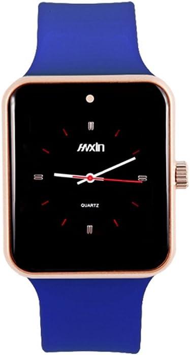 Reloj de pulsera para adolescentes, resistente al agua, para estudiantes, edad superior a 15 años, regalo para adolescentes y niñas (moda simple)