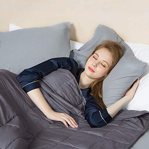 JML 15 lbs Weighted Blanket for Adult, 60