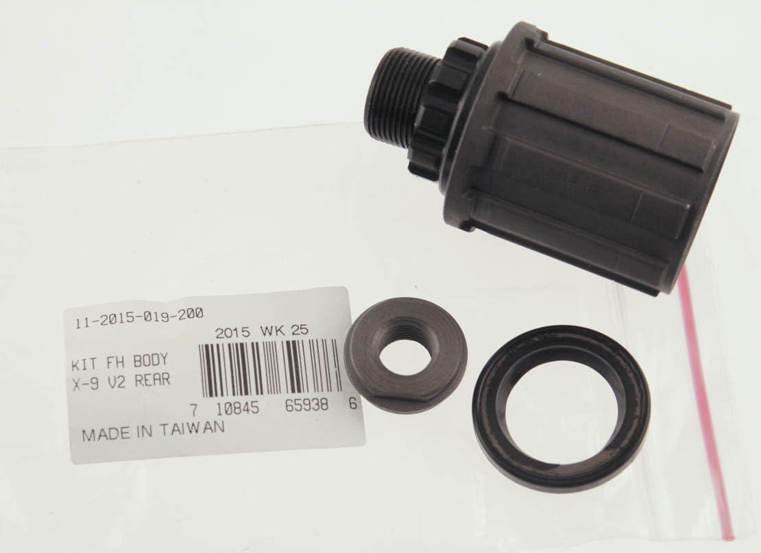 With Tool SRAM X9// Rise 40// X7 Rear Hub Freehub Body For 10mm Axle