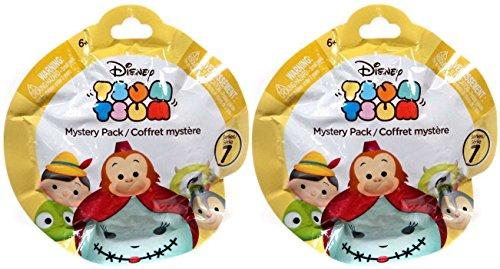 Disney Tsum Tsum Mystery Pack Series 7!