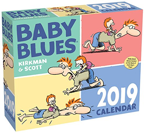 Baby Blues 2019 Day-to-Day Calendar by Andrews McMeel Publishing