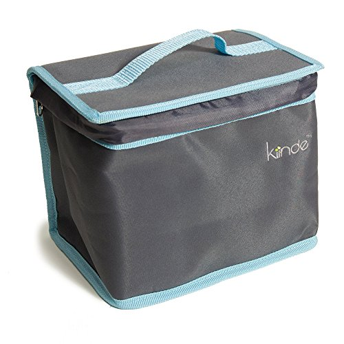 Kiinde Twist Cooler Bag,Grey ()