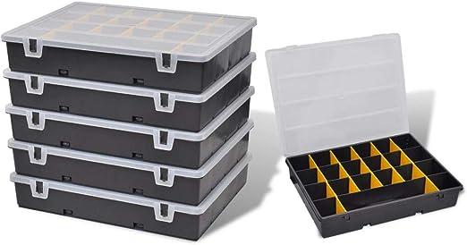 Caja Organizador de Herramientas,Torre de 6 Cajas de Herramientas ...