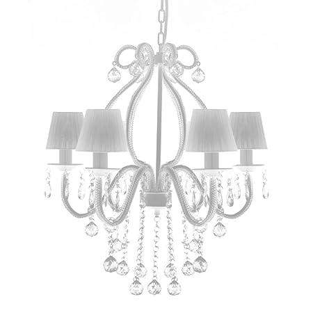 Tidyard - Lámpara de Techo Colgante de araña Moderna y ...