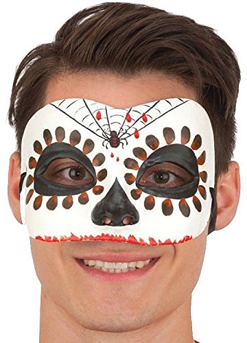 Male Day of the Dead Mask (Day Of Dead Mask)