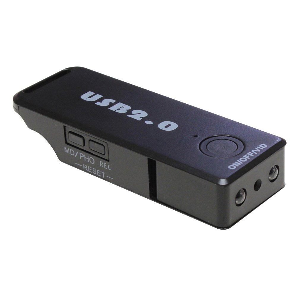 【小型カメラ】USBメモリ型カメラ(匠ブランド)『High roller』(ハイローラー) B06X6LXC2L