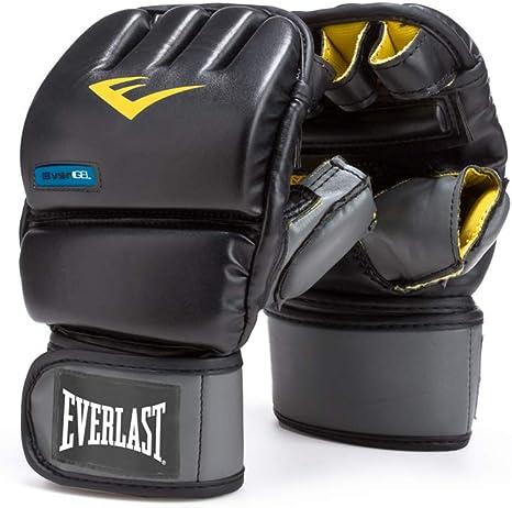 Everlast EverGel Wristwrap Heavy Bag Gloves