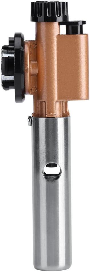 Zerodis Linterna de gas portátil ajustable con temperatura ...